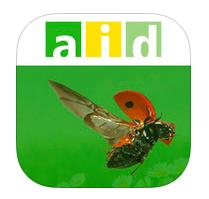 "App ""Nützlinge im Garten"", Foto ©www.aid.de"