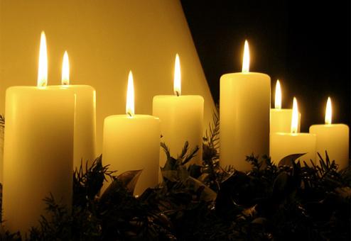 Kleine Kerzen-Kunde