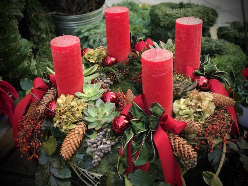 Die Farben des Advents