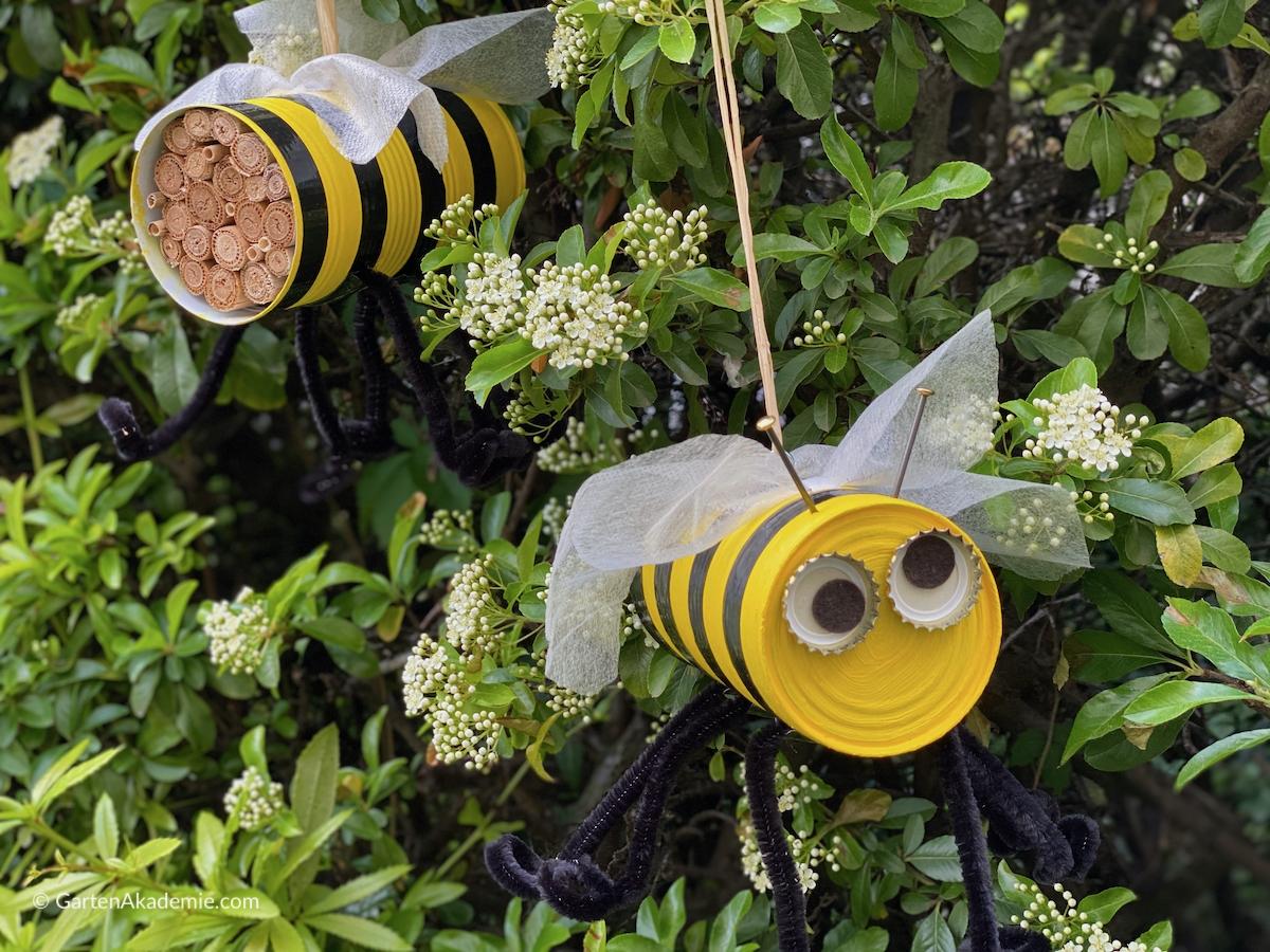 Bienenhotel ©GartenAkademie.com